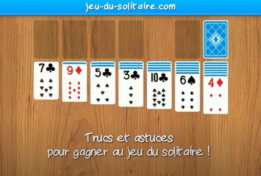 astuces solitaire