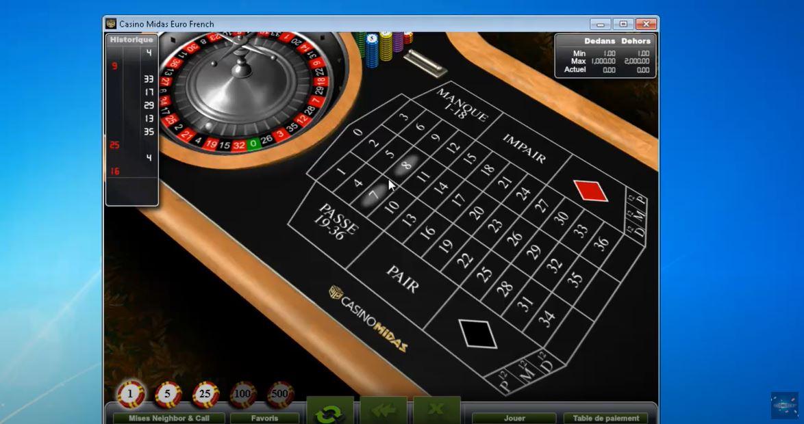 comment jouer a la roulette casino
